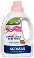 Sodasan Laundry Fragrance & Care Rinse Magnolia