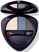Dr. Hauschka Eyeshadow Trio Sapphire 01