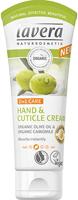 Lavera Hand & Cuticle Cream Organic