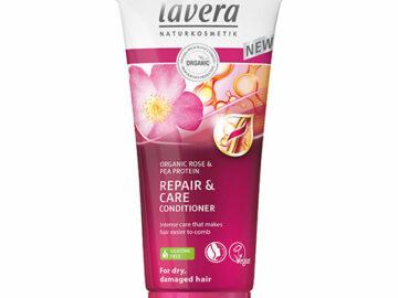 Lavera Rose & Plant Keratin Repair & Care Conditioner Organic