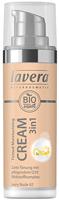 Lavera Tinted Moisturising Cream 3 In 1 Ivory Nude 02 Organic