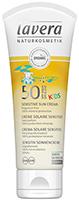 Lavera SPF50 Kids Sensitive Sun Cream Organic