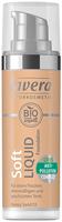 Lavera Soft Liquid Foundation Honey Sand 03 Organic