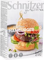 Schnitzer Hamburger Buns Organic
