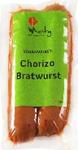 Topas Wheaty Chorizo Sausage Organic