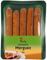 Topas Wheaty Merguez Sausages Organic