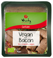 Wheaty Seitan Vegan Bacon Organic