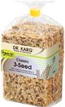 Dr. Karg Classic 3 seed Crisp Bread Organic