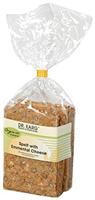 Dr. Karg Organic Wholegrain Crisp Bread Spelt With Emmental