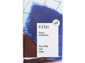Vivani Organic Milk Chocolate 100g
