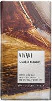 Vivani Nougat Dark Chocolate Organic