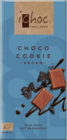 iChoc Choco Cookie Rice Chocolate Organic
