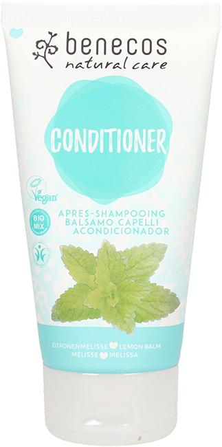 Benecos Lemon Balm & Nettle Conditioner Organic