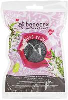 Benecos Konjac Sponge Bamboo Charcoal Oily Skin
