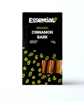 Essential Cinnamon Bark Organic