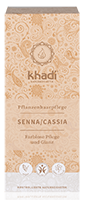 Khadi Colourless Senna / Cassia Herbal Hair Colour