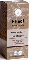 Khadi Dark Brown Natural Hair Colour