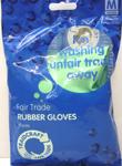 Traidcraft Rubber Gloves Medium Fair Trade