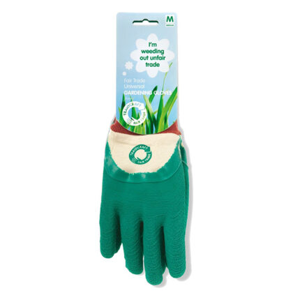 Traidcraft Fairtrade Universal Gardening Gloves Large