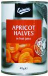 Epicure Apricot Halves In Fruit Juice