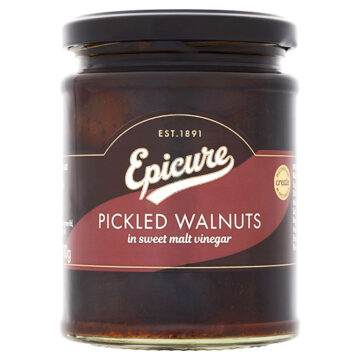 Epicure Pickled Whole Walnuts
