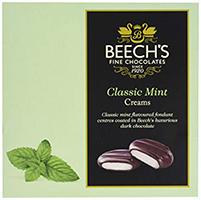Beech's Luxurious Dark Chocolate Mint Fondants