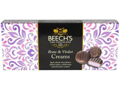 Beech's Rose & Violet Creams