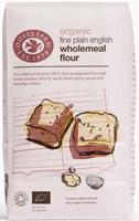 Doves Farm Plain Wholemeal Flour Organic 1kg