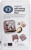 Doves Farm Self Raising Wholemeal Flour 1kg