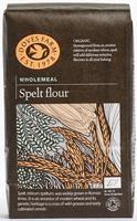 Doves Farm Wholegrain Spelt Flour Organic 1kg