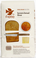 Doves Farm Gluten Free Brown Bread Flour