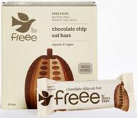 Doves Farm Chocolate Chip Oat Bars Organic