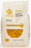 Doves Farm Maize & Rice Penne Pasta Organic
