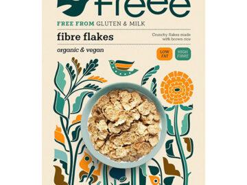 Doves Farm Fibre Flakes Organic