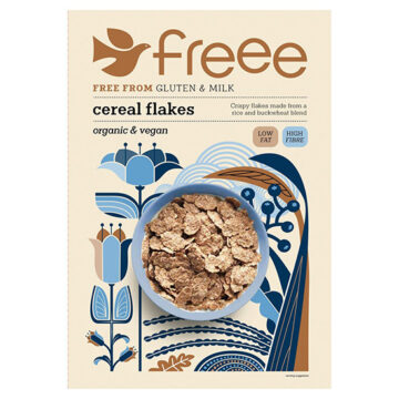 Doves Farm Gluten Free Cereal Flakes