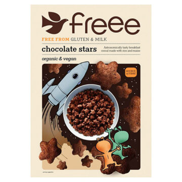 Doves Farm Freee Free From Chocolate Stars Organic