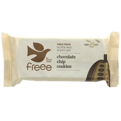 Doves Farm Chocolate Chip Cookies Organic