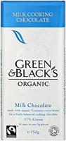 Green & Black's Milk Cooking Chocolate Organic