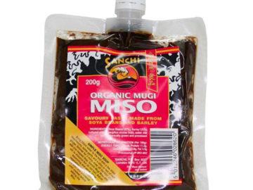 Sanchi Mugi Miso Organic