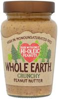 Whole Earth Crunchy Hi-Oleic Peanut Butter