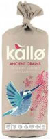 Kallo Ancient Grains Corn Cake Thins Organic