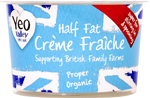 Yeo Valley Half Fat Creme Fraiche Organic