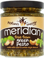 Meridian 'Free From' Green Pesto