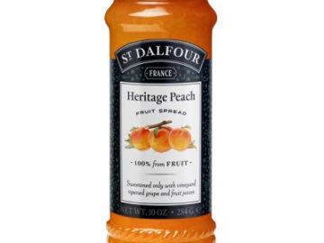 St. Dalfour Heritage Peach Spread