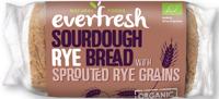 Everfresh Rye Sourdough Bread Organic (Sunnyvale)