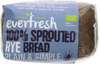 Everfresh Sprouted Rye Bread Organic
