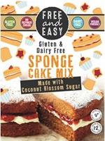 Free & Easy Sponge Cake Mix