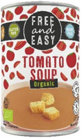 Free & Easy Tomato Soup Organic