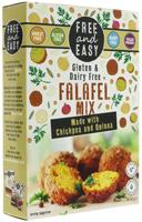 Free & Easy Falafel Mix