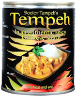 Java Foods Dr Tempeh Curry in Spicy Javanese Sauce